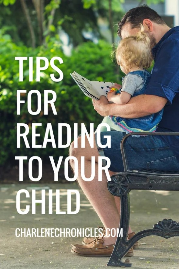 Tips for reading to your child from charlene chronicles