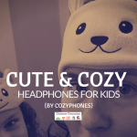 The Best Headphones for Kids? Try CozyPhones