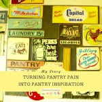 Pantry Pain Turns Into Pantry Inspiration