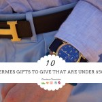 10 Hermes Gift Ideas That Are Under $500