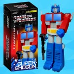 The Super Shogun TRANSFORMERS Optimus Prime!