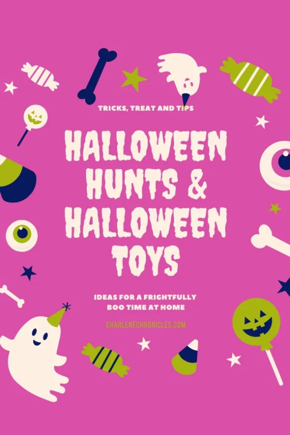 halloween hunt ideas