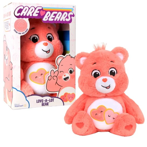 care bears love a lot bear