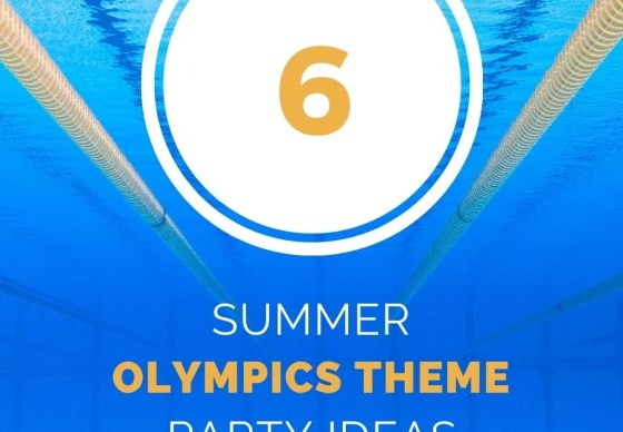 The Best Summer Olympics Themed Party Ideas