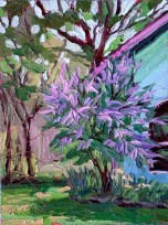 workshops classes Plein air oil painting by Charlene Marsh