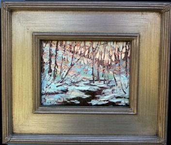 030217 S 6x8 no1 oil painting Charlene Marsh