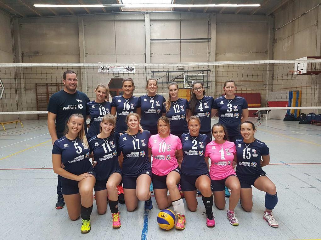 Provinciale 1 dames 1 - Saison 2017-2018