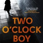 Mark Hill's debut crime thriller Two O'Clock Boy