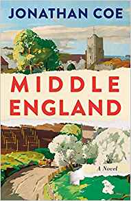 Middle England by Jonathan Coe reviewed by Charles Harris - satire state-of-the-nation