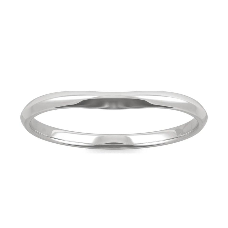 httpss3.amazonaws.commoissanite2 media importimages620582 1a band foreverone moissanite 14k white gold ring