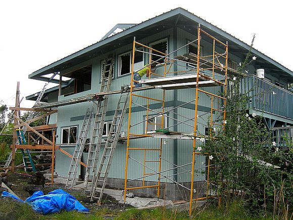 Exterior-renovation