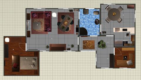 Superior 3D Virtual Room Planning Tools. Homestyler Virtual Design Tool