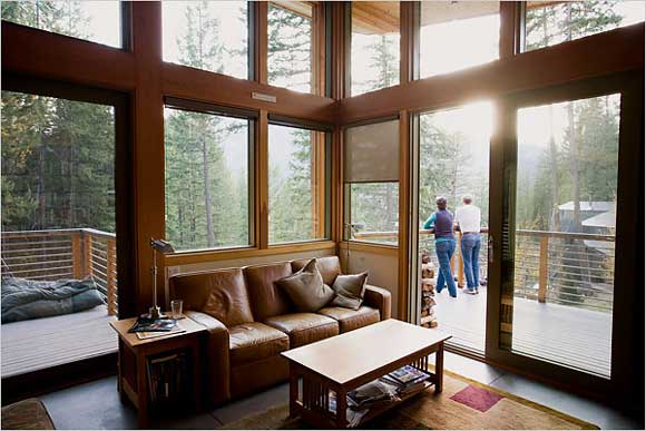 Modern Cabin Design Interiors