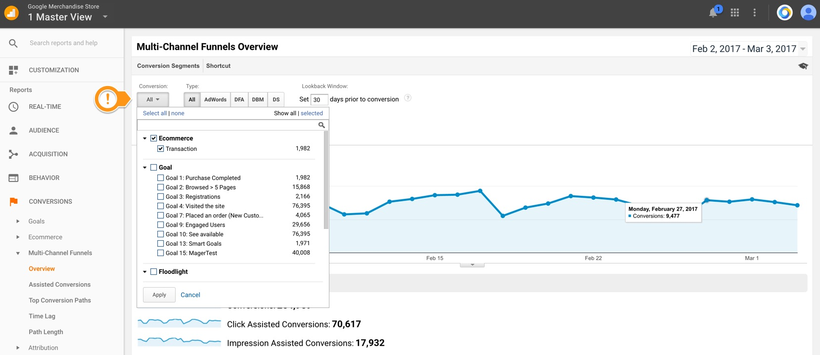 Answer 5 Attribution Questions with Google Analytics