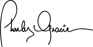Charles Gracie Signature