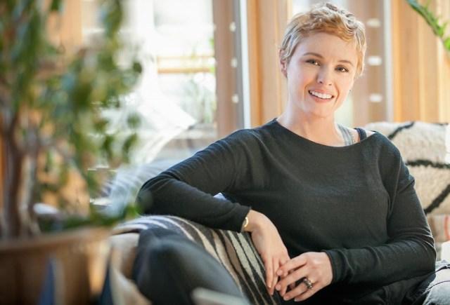 Millennial Woman Portrait