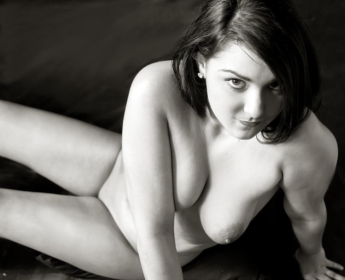 Deep random naked