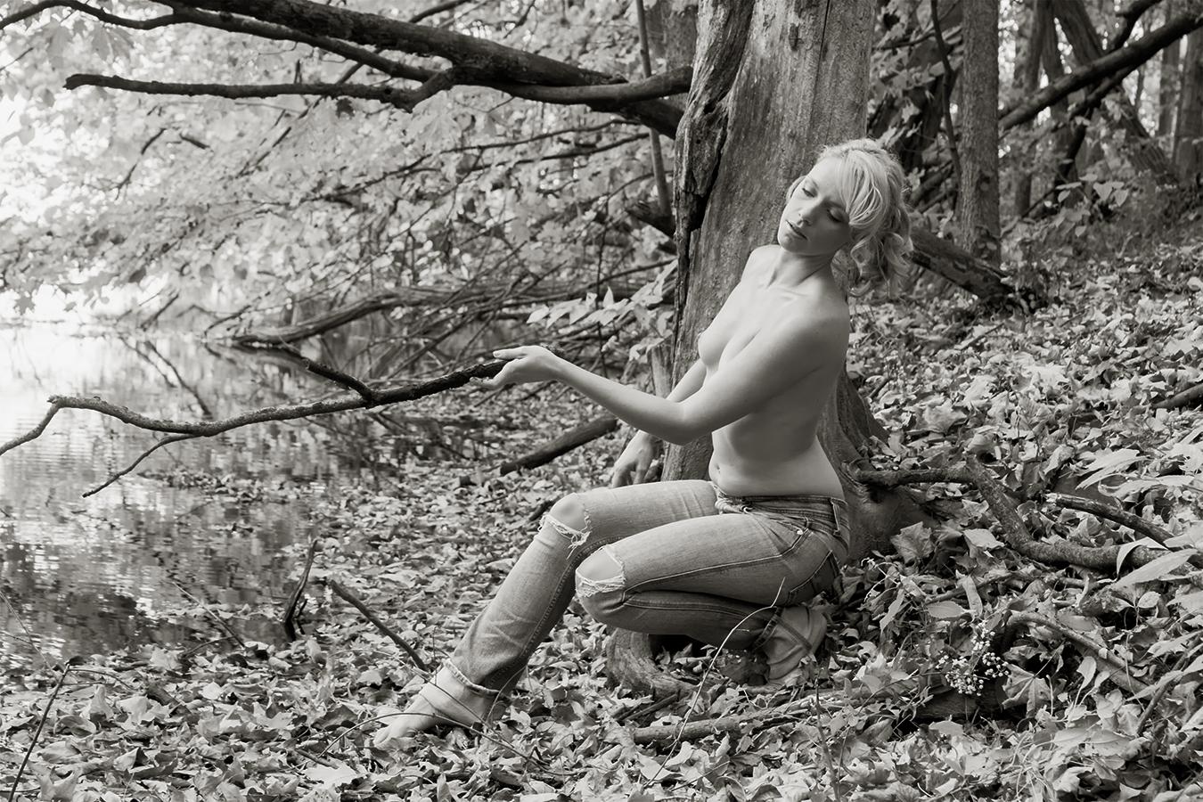 charles i. letbetter - protest naked