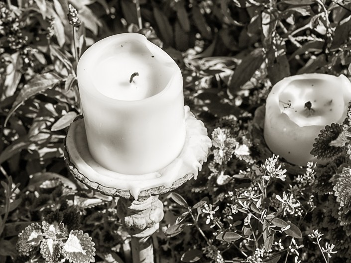 Garden of Candlelight