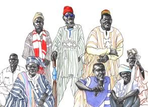 Local Chiefs Gather