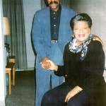 Herald Dispatch Charles_Maya Angelou 1994