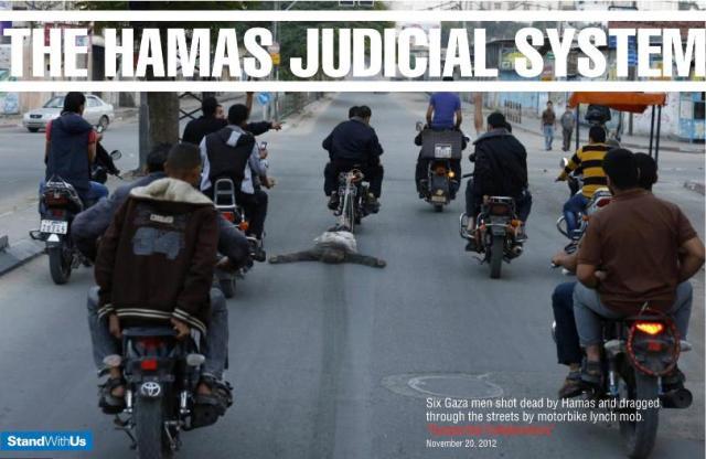 Hamas justice