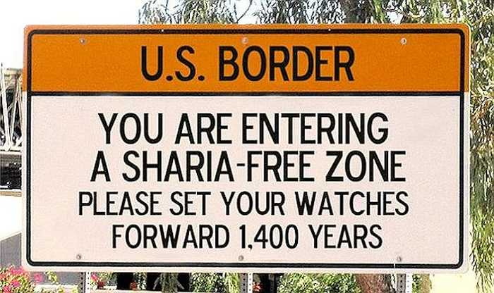 Sharia Law Comes To the United States