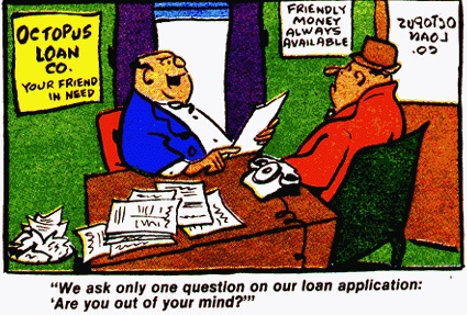 Predatory Loans or Free Market?