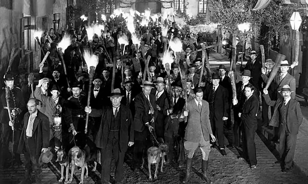 The Modern Lynch Mob