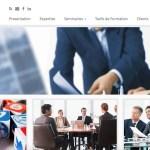 Mac Arthur - Wordpress website