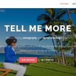 TMM Steno - Wordpress website