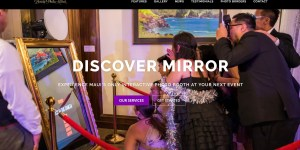 Luxury Photo Mirror