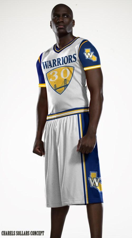 Warriors Sleeved 8