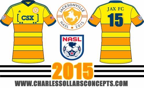 Jax NASL 22