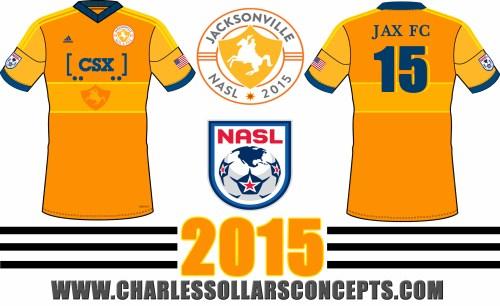 Jax NASL 7