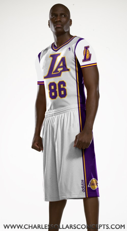 Lakers Sleeved 1