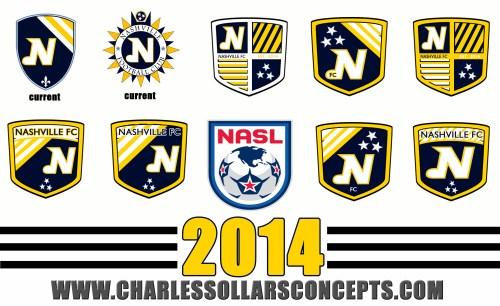 Nash NASL logos