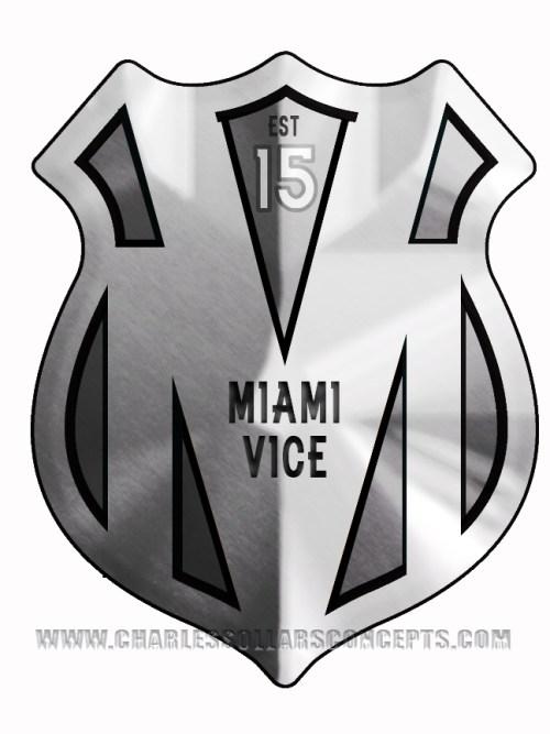 MIAMI VICE LOGO 9