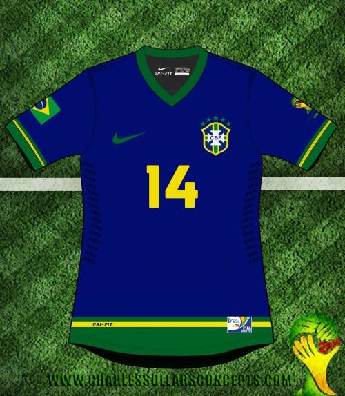 brazil world cup 14