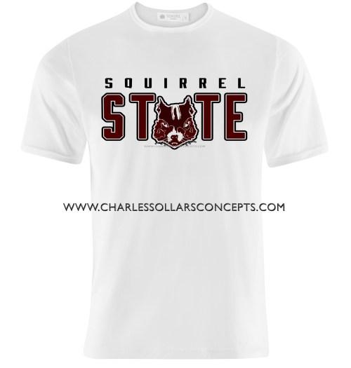 squirrel state shirt