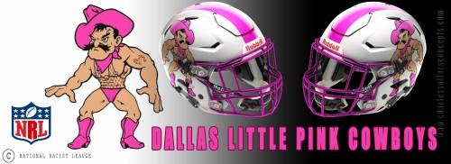 pink cowboys
