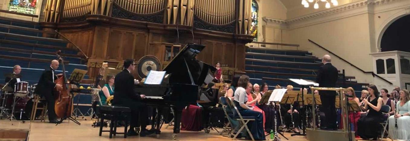 Nottingham Piano Teacher, Accompanist and Composer