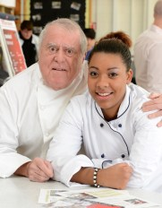 Mr Roux's Third Apprentice is working in Le Gavroche in London now.