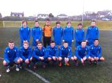 Senior Football Team v Nicolson