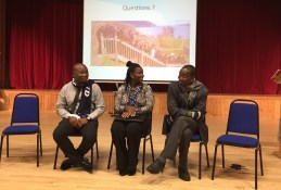 Question Panel at S1 Assembly