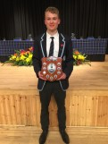 McArthur Shield for Excellence in Mathematics: Andrew Johnstone