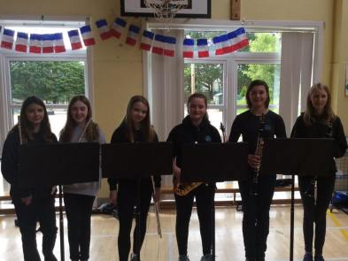 Woodwind Group 3