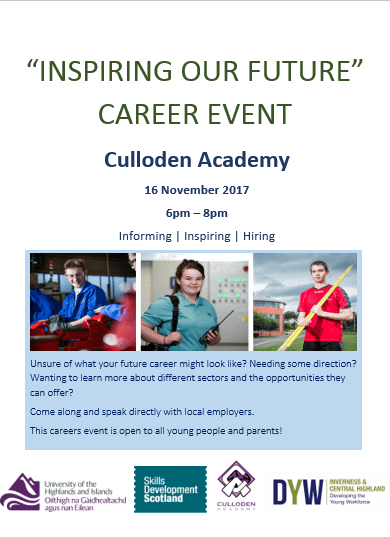 Culloden Career Fair NOV17