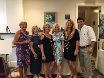 CAG participates in the Charleston Gallery Association Event