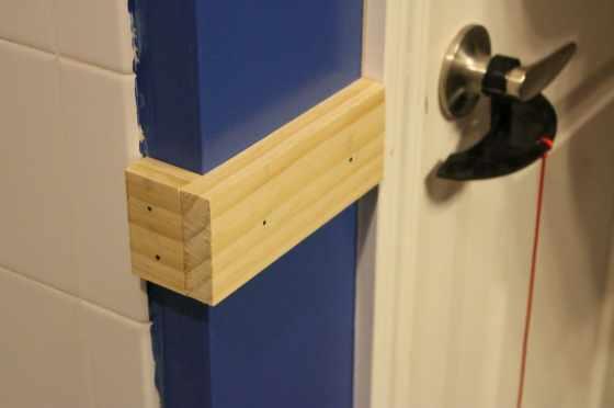 DIY Board and Batten Bathroom - Charleston Crafted